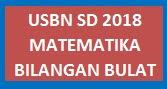 #Soal Latihan USBN Matematika SD 2018 : Operasi Hitung Bilangan Bulat