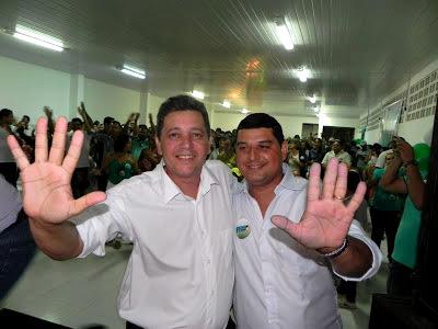 PRB de Casinhas oficializa candidatura a prefeito de Ricardo de Belo