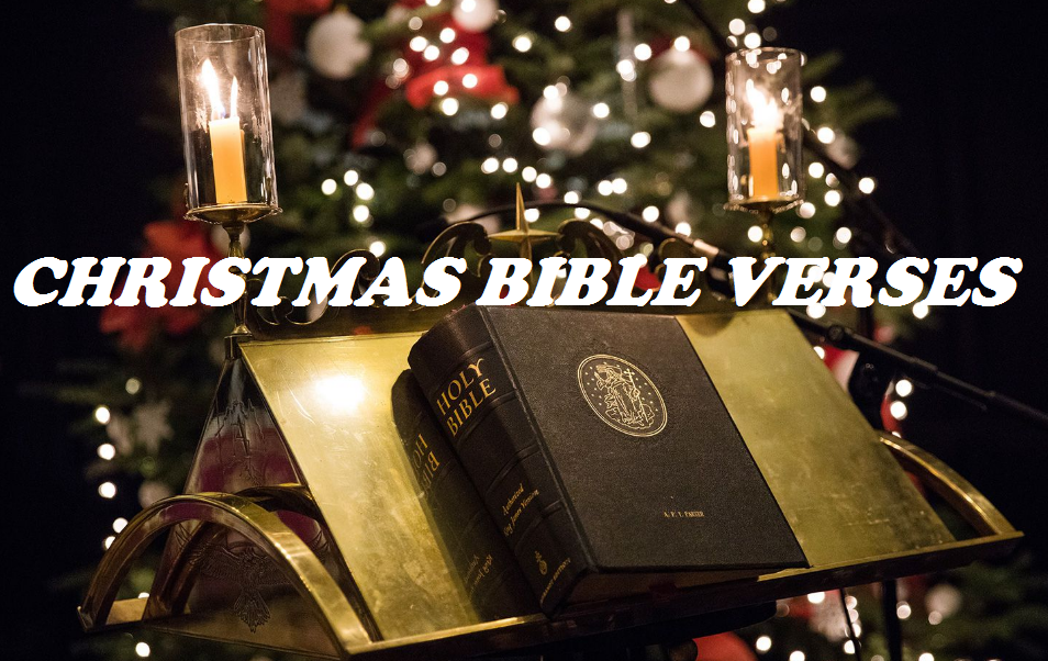 20 inspirational christmas bible verses for greeting cards from old