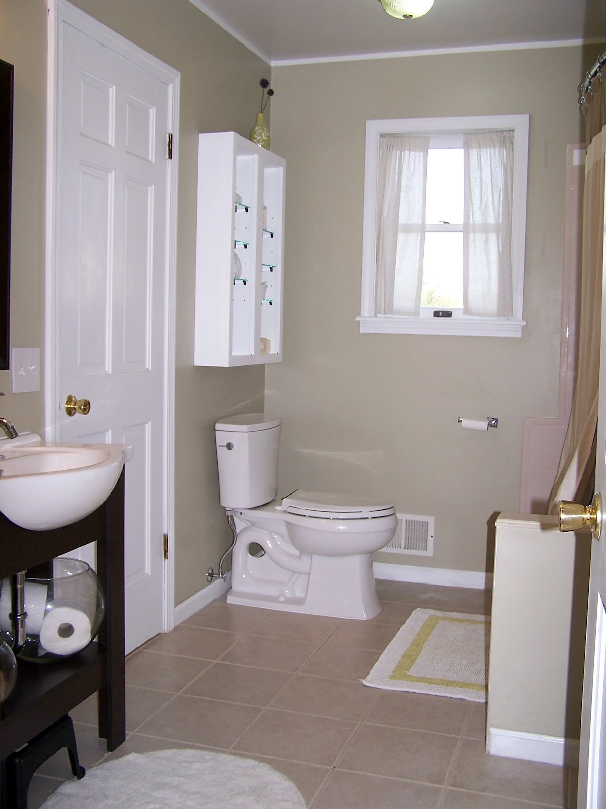 Sylvie Liv Bathroom Before And After