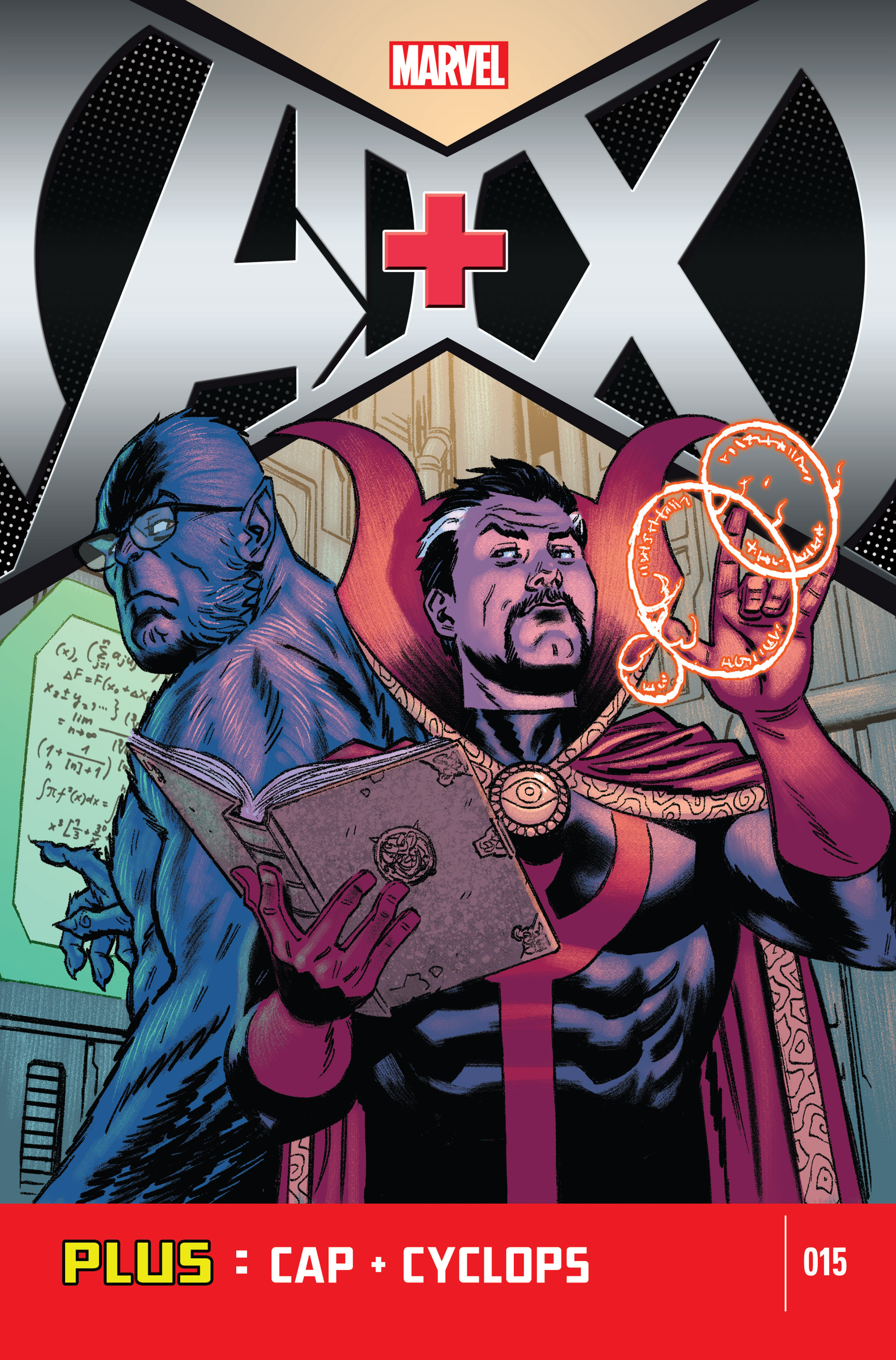 Read online A X comic -  Issue #15 - 1