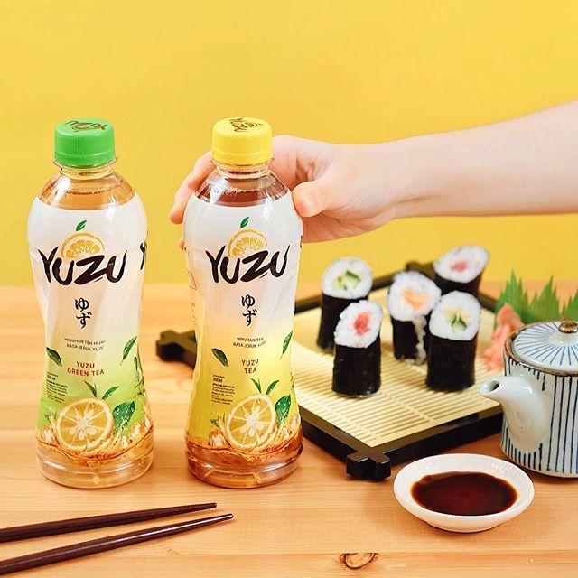 Minuman Segar Alami Dari Yuzu Yang Kaya Nutrisi
