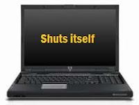 Penyebab Laptop Mati Sendiri