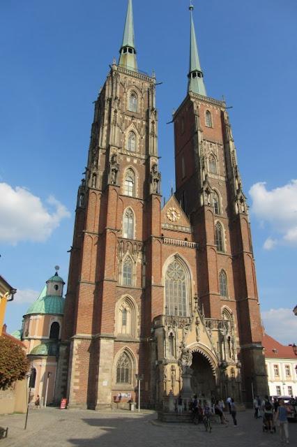 Kathedraal van Wroclow
