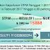 Semakan Keputusan Penggal 1 STPM 2017 Online Dan SMS