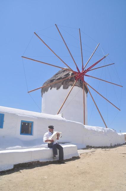 mykonos Yunan Adaları