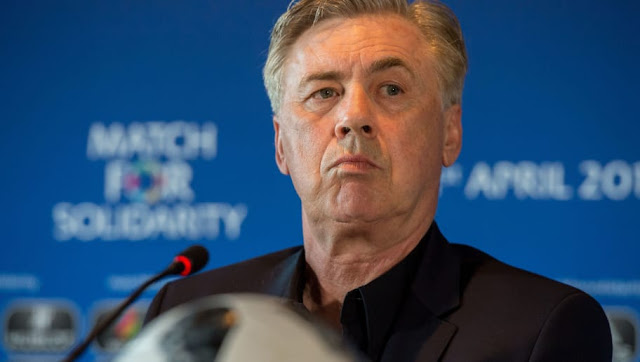 Carlo Ancelotti a convaincu ce joueur du PSG de venir à Naples