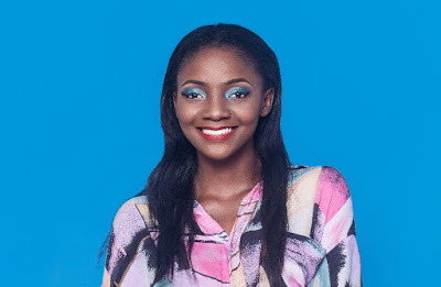 MUSIC STAR SIMI SIGNED AS ETISALAT GRAND AMBASSADOR