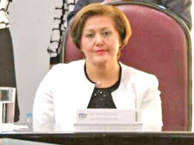 AMLO apoyó a Eva Cadena Sandoval, candidata de Morena para Las Choapas.