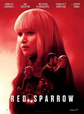 Red Sparrow, Kisah Seorang Balerina Ditempa Menjadi Mata-Mata