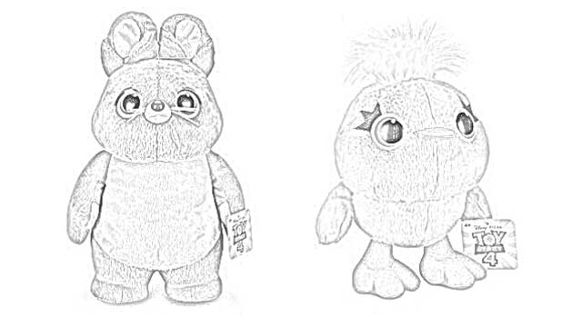 Coloring Pages Toy Story 4 Coloring Pages Free And Downloadable