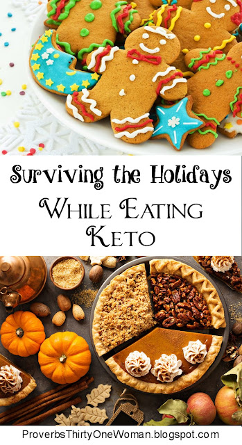 Keto Christmas Thanksgiving