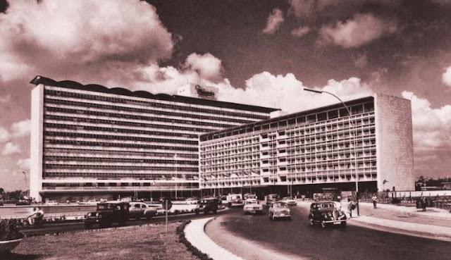 Hotel Indonesia Berbintang 5 yang Pertama Kali di Asia Tenggara