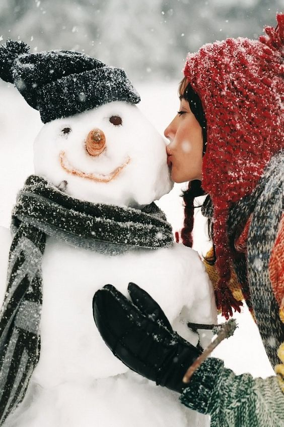 The 30 Best Winter Pick-Up Lines