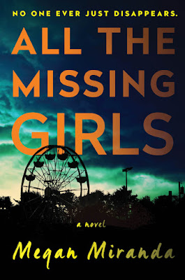 all the missing girls-book-book blogger-bookreview