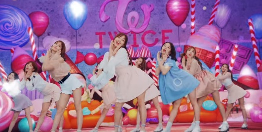 Twice Releases Candy Pop Mv Daily K Pop News