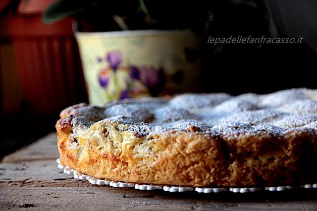 ricetta crostata morbida
