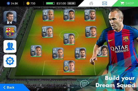 Download Gratis PES2017 - Pro Evolution Soccer