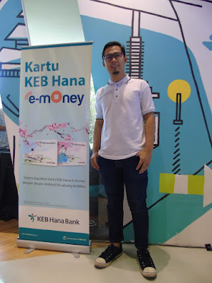 kartu emoney keb hana bank
