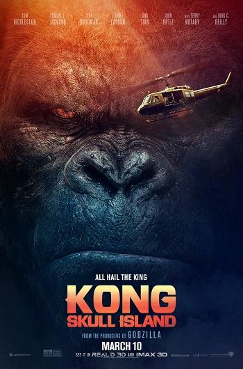 Kong: Skull Island (2017)