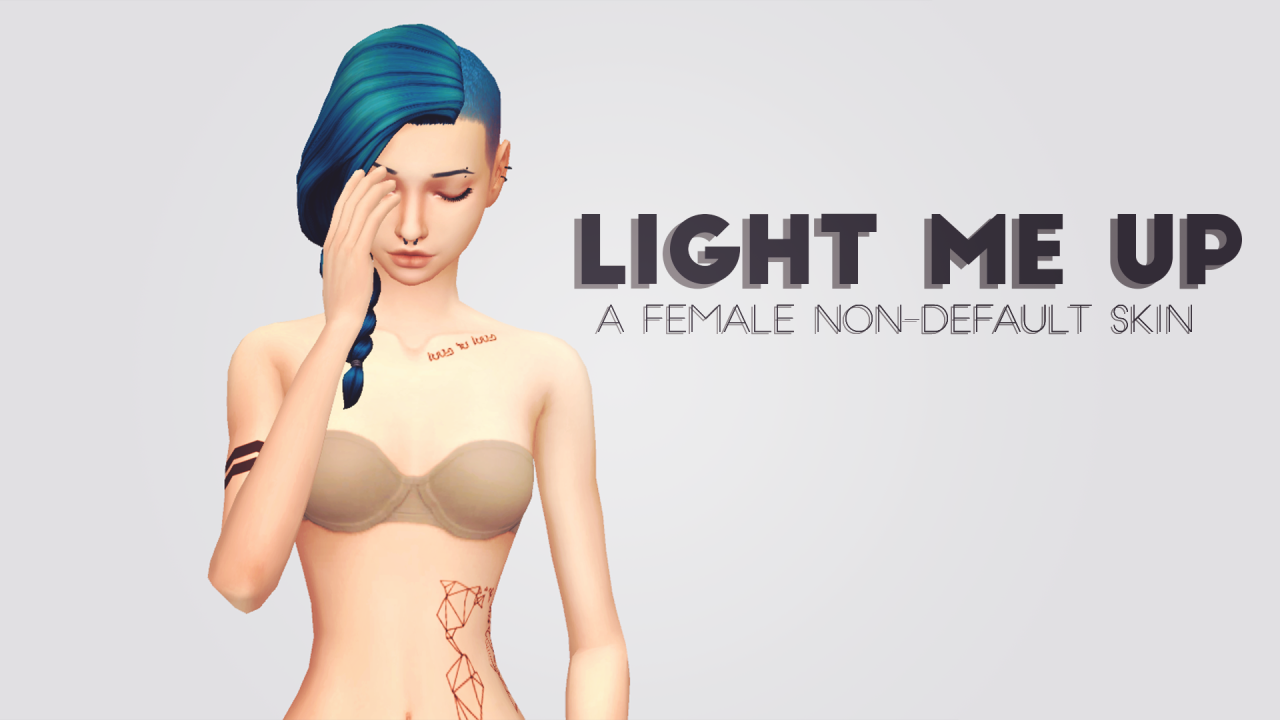 how to put on lights sims 3