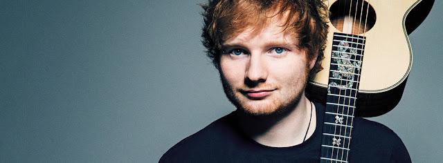Ed Sheeran lança duas músicas novas