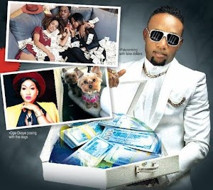 Most Nigerian Celebrities and Their Show Of Shame: Adewoyin Adeniyi (Must Read)