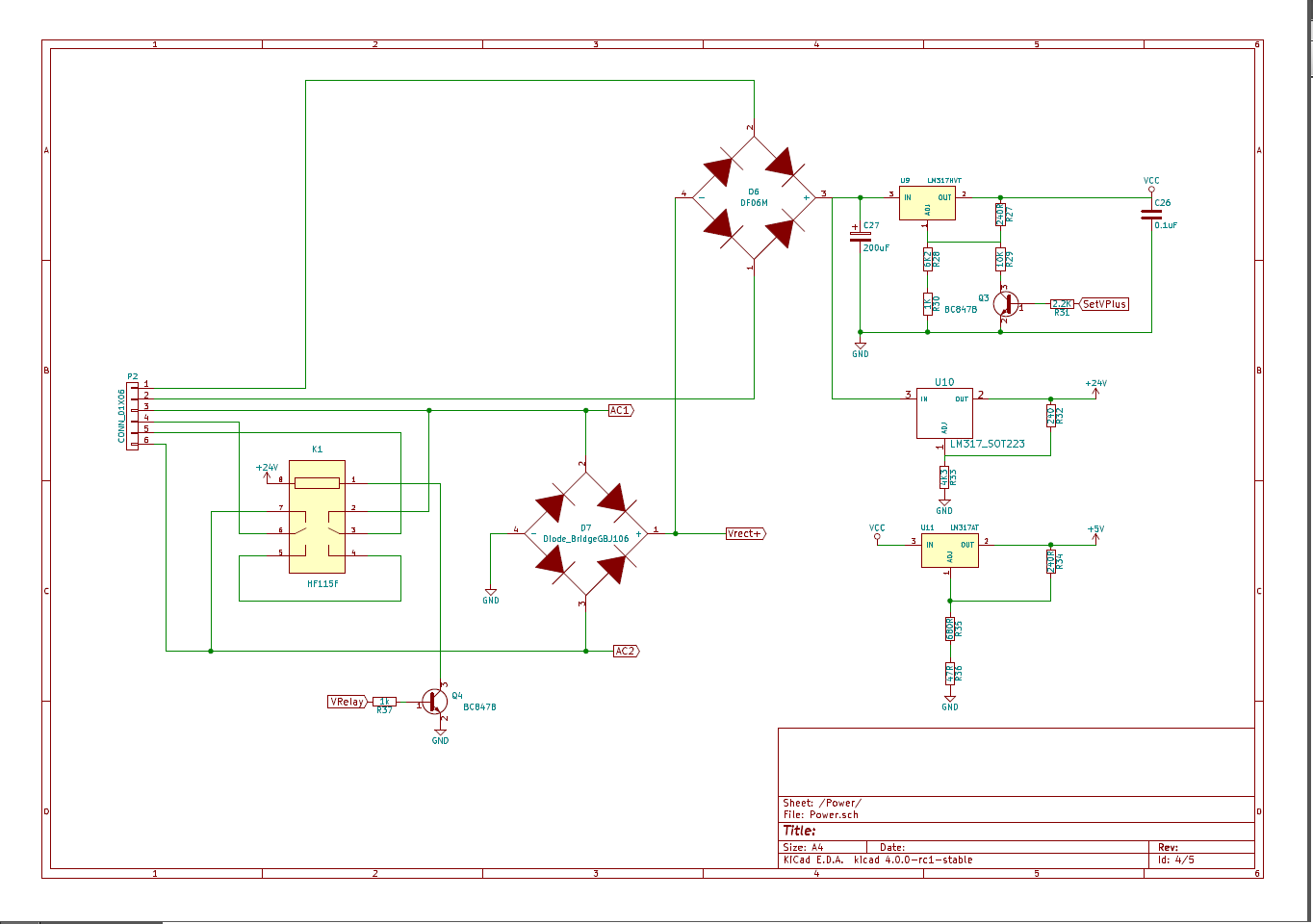 Circuit Diagram Switching Power Supply Electrical Wiring On Switch Mode Musings Of A Wahz Lab Transition To Kicad Switched