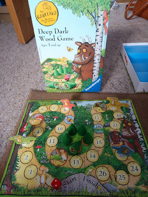Toy Review: The Ravensburger Gruffalo Game