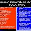 Perbedaan Ekonomi Mikro dan Makro Secara Keilmuan