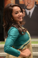 Tejaswi Madivada looks super cute in Saree at V care fund raising event COLORS ~  Exclusive 078.JPG