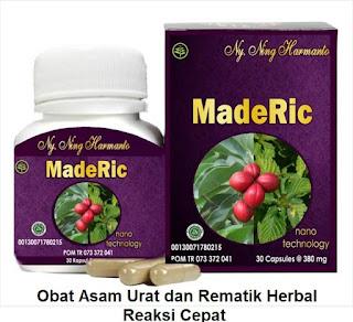 Ramuan cara obat herbal alami penyakit rematik tradisional