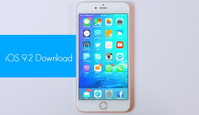 iOS 9 2 Direct Link For Download - iOS Direct Link Download