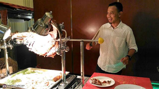 Khir Khalid, Ramadan Preview Berjaya Times Square Hotel Kuala Lumpur