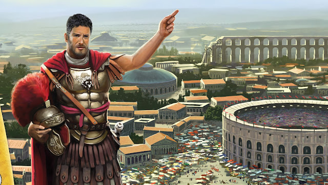 Ave Roma Review