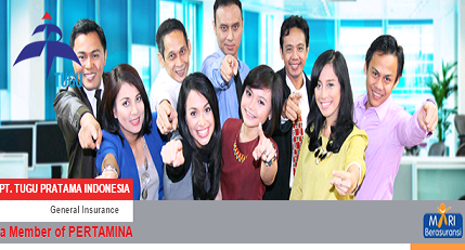 Lowongan Kerja PT Tugu Pratama Indonesia Syariah Insurance April 2017