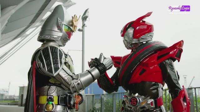 Kamen Rider Drive x Gaim The Movie Taisen Full Throttle Subtitle Indonesia