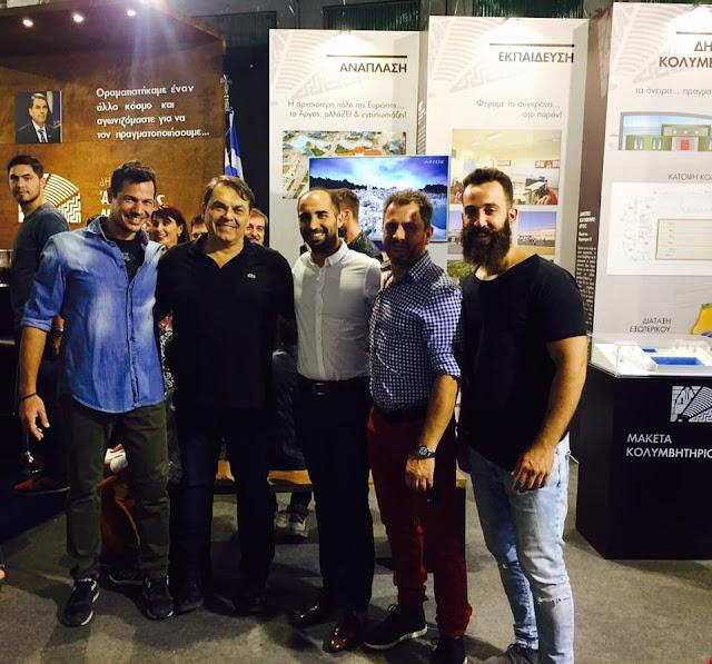 Ο εμπορικότερος Δήμος της Αργολίδας, παρουσίασε έργα που έχουν παραδοθεί στους πολίτες και κινείται με το βλέμμα στο μέλλον