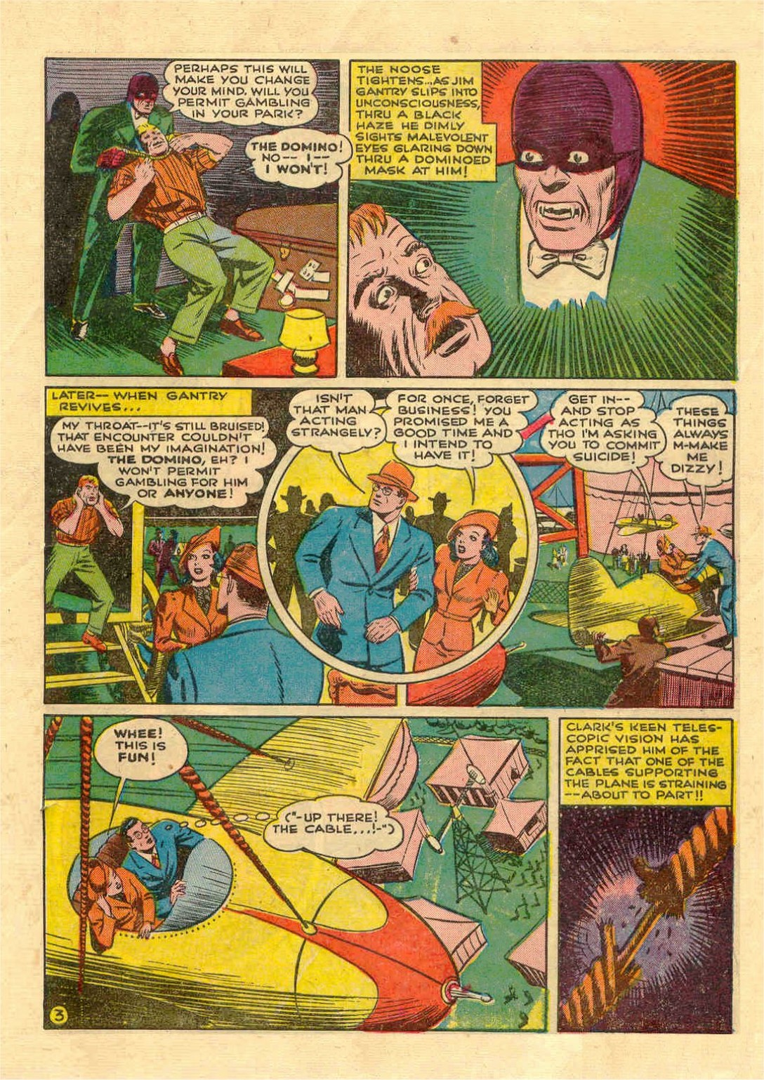 Read online Action Comics (1938) comic -  Issue #46 - 4