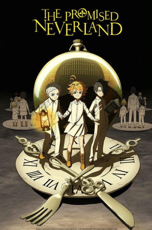 Review The Promised Neverland