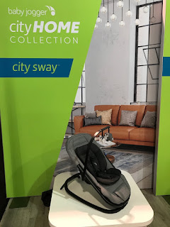 Baby Jogger will now offer a bouncer/lounger seat, City Sway