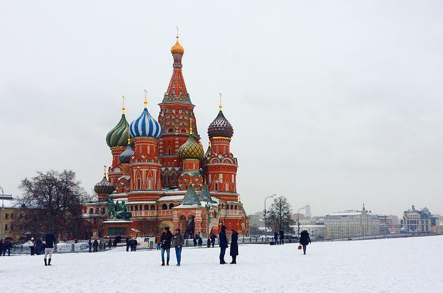 preparando un viaje a rusia