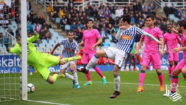 Real Sociedad 3×0 Levante – Respiramos!