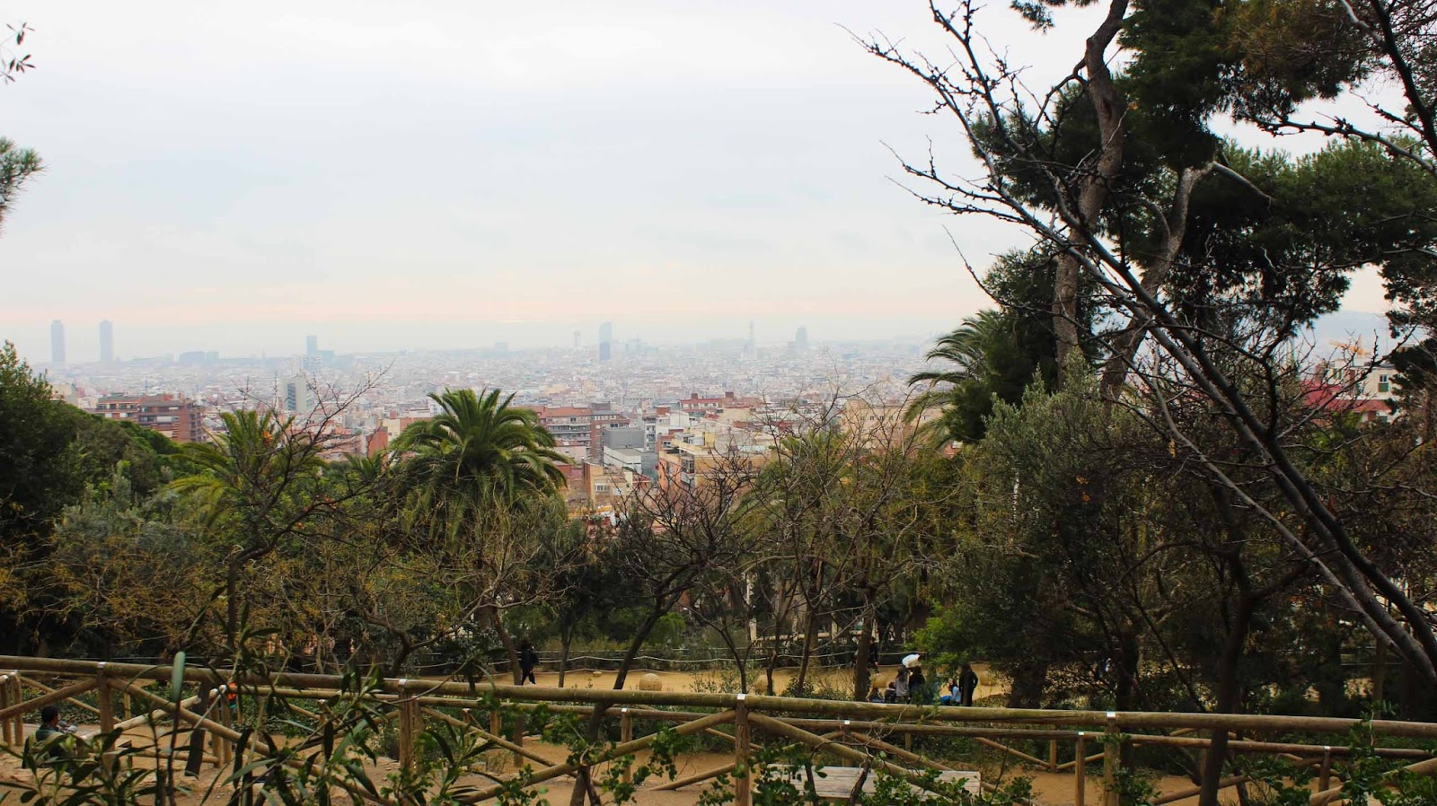 Barcelona Things to do Park Guell