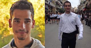 Η ιστορία του τυφλού φοιτητή Αργύρη που βρέθηκε από την απόρριψη στην Οξφόρδη