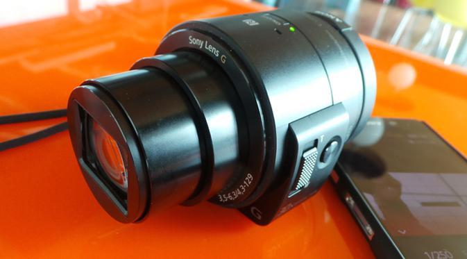 Spesifikasi SONY Cybershot DSC-QX30