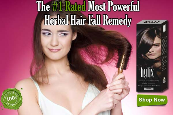 Most Powerful Herbal Hair Fall Remedy