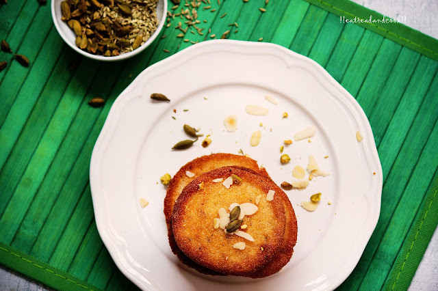 how to make Bengali Malpua / dry bengali malpua / bengali malpua without syrup recipe and preparation with step by step pictures