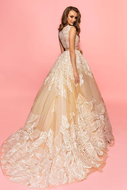 Wedding Wednesday Designer Spotlight: Eva Lendel