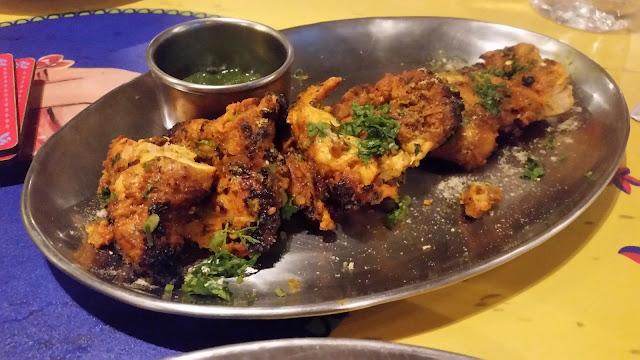 Highway Chicken Tikka